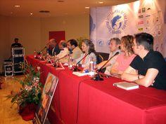 Rueda de prensa Jurado Festival Cine Islantilla