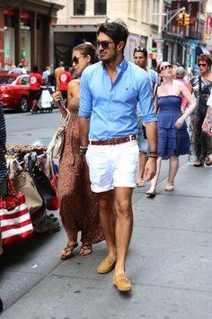즐거운세상 :: 남자 여름 패션 스타일링