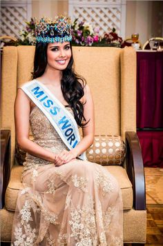 Miss World 2013-Megan Young/Philippines