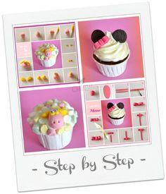 Taller decoración de cupcakes para niños   cupcakes para fiestas infantiles http://www.comohepuestolacocina.es/2014/07/taller-decoracion-de-cupcakes-para-ninos.html