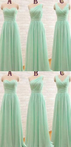 Long Bridesmaid Dresses, Sage Bridesmaid Dresses, Sleeveless Bridesmaid Dresses, Sage Sleeveless Bridesmaid Dresses, Bridesmaid Dresses Long Sweetheart V-neck Sage Bridesmaid Dresses