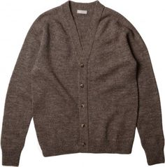 MARGARET HOWELL - SADDLE CARDIGAN - KNITWEAR ($200-500) - Svpply