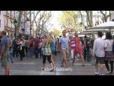 How to save money in Barcelona..start Las Ramblas!