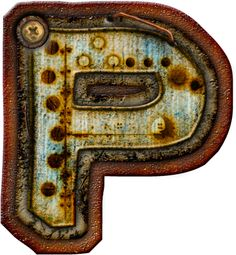CH.B *✿* Alfabeto metal oxido..P