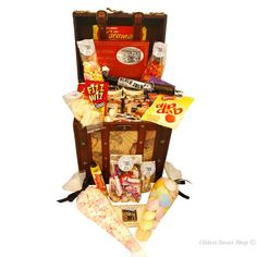 Treasure Chest of Sweets Hamper