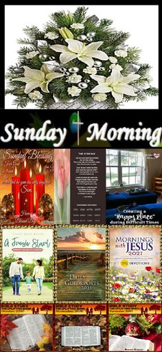 ✞ Sunday Morning ❤ Power Pack for People on the Go! ✍ Open 24/7