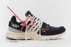 Nike and OFF-WHITE have finally confirmed release details for their collaborative sneaker collection. Reebok, Air Presto, Sneakers Nike, Nike Shoes, Nike Footwear, Air Max 97, Air Force 1, Jordan 1, Off White Shoes