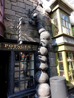 Wizarding World of Harry Potter by pastryaffair, via Flickr
