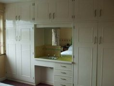 Hand painted & spray painted kitchens and furniture in Cork by The Upcycler. Spray Paint Furniture, Painted Furniture, Bedroom Furniture, Painted Wardrobe, Kitchen Paint, Cork, Upcycle, Hand Painted, Projects