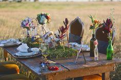 Steampunk Wedding Ideas | Romantic Steampunk Wedding Inspiration | Weddingomania