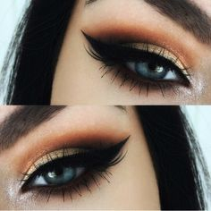 Smoky Eye Dark Makeup, Glam Makeup, Eyeshadow Makeup, Makeup Inspo, Makeup Inspiration, Beauty Makeup, Pink Eyeshadow, Makeup Geek, Makeup Younique
