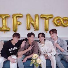 Kim Sung Kyu, Woollim Entertainment, K Idols, Infinite, Anniversary, Crown, Kpop, Corona, Infinity Symbol