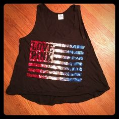 PINK 4th of July shirt This is for a 4th of July shirt from VS ...