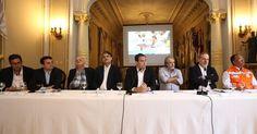 GOVERNO E OPOSIÇÃO JUNTOS PELAS VÍTIMAS DAS ENCHENTES http://blogdoronaldocesar.blogspot.com.br/2017/06/paulo-camara-reune-senadores-deputados.html              CURTIU? COMPARTILHE