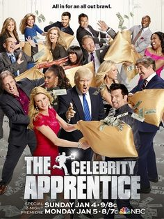 All new Celebrity Apprentice coming up January 4th.
