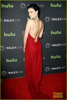 Jaimie Alexander Says She Doesn't Know If She'll Be Back For 'Thor' Franchise: Photo #3628630. Jaimie Alexander is gorgeous in a red gown while attending PaleyLive NY: An Evening With The Cast & Creator Of Blindspot held at The Paley Center for Media on…