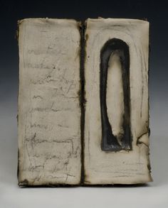 Porcelain Book by Novie Trump on flickr. Be sure to visit her photostream for many more interesting books.