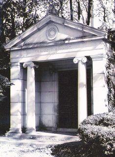 Traugott Schmidt Mausoleum: Elmwood Cemetery, Detroit MI | Flickr
