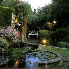 160 best Italian garden ideas images on Pinterest | Gardens ...
