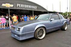 Hot-Rod-Power-Tour-2014-Chevrolet-Performance-00-1988 Monte Carlo