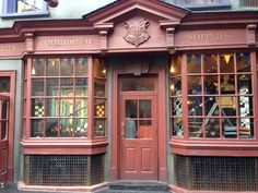 Your Quidditch supply store in Diagon Alley at Universal Studios Florida