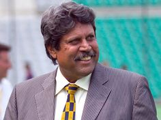 Kapil Dev with Sunil Gavaskar Former Indian World Cup winning captain Kapil Dev will be conferred with the Col. C.K. Nayudu Lifetime Achievement Award announced BCCI via its twitter handle @Linda Bagley.