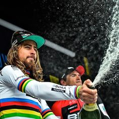 A strong 2nd place for Peter Sagan Omloop 2017 by mariostiehl