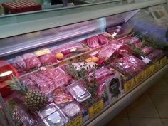 Sausage, Meat, Shop, Sausages, Store, Chinese Sausage