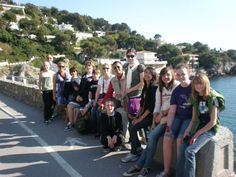 Join us for a great hike along the mountain side. This part is called Punta de la Mona. www.spanish-school-herradura.com  &  www.facebook.com/Spanish.School.In.Spain