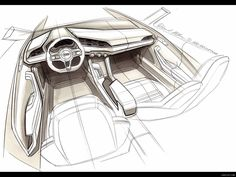 concept car interior design - Google Search
