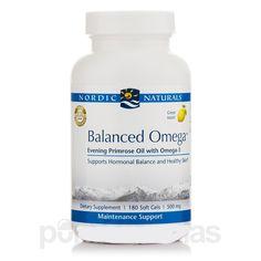 Balanced Omega 180 Soft Gels