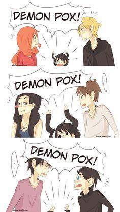 demon pox jokes - Google Search