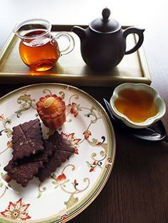 琥珀茶菓(こはくちゃか)