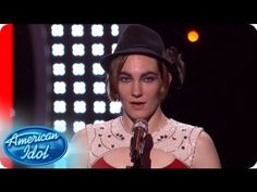 Kez Ban sings her own original song in an attempt to advance to the semi-final round. #idol #americanidol #kezban
