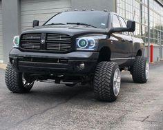 Cummins Diesel Trucks, Dodge Cummins, Ram Trucks, Dodge Trucks, Lifted Trucks, Lifted Dodge, Dodge 2500, Jeep Pickup, Pickup Trucks