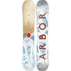 If the entire mountain is your playground, then the Arbor Women's Swoon System Camber Snowboard is your new favorite toy for riding hard and having fun in any conditions. With an innovative camber profile and mid-stiff flex, this board was built for hard-charging ladies who live for high-speed carves, deep powder, and towering peaks.System Camber starts with a parabolic camber profile that's less cambered towards the tip and tail to create a low-profile arc, so you get all the pop and...