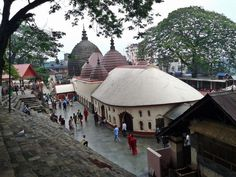 The Famous Kamakhya Temple in Assam | Tour Destinations in Assam