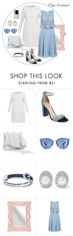 """""""01.05.2017"""" by olgacontrast on Polyvore featuring мода, Ted Baker, GUESS, Coast, Prada, Kenneth Jay Lane и Hobbs"""