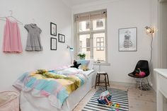 Roohome.com - Some of the girls may love the simple design that looks stylish. 10 fancy girls room ideas below may give you inspiration in designing the stylish and comfortable room. The minimalist concept and perfect layout make it more beautiful. It can be very inspiringfor girls who need lots ...