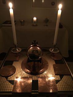 Enochian Ritual