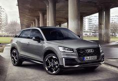 Dit is de First Edition #1-uitvoering van de Audi Q2 bij onze Oosterburen