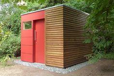 moduplan® baut individuelle, exklusive Design Gartenhäuser