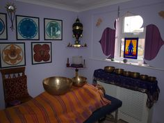 Rei = Universal wisdom Ki = Energetic life force Mike and Janet are constantly amazed as traditionally trained nurses how profoundly beneficial Reiki & Sound Healing Treatments can be. Jane...