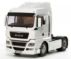 1x Tamiya MAN TGX (56329N) Bausatz 1/14 MAN TGX 18.540 4x2 XLX. Unlackiert. EURO5 Version. 2-Achser.   Komplettbausatz zum Bau eines Fahrmodells. Zur vollständigen Fertigstellung als Fahrmodell...