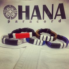 Image of BJJ Paracord Belt Bracelet