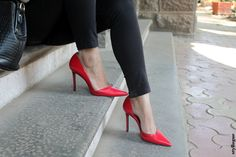 Red Heels #styllogue