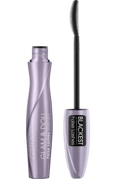 Wimperntusche Glam&Doll False Lashes Mascara Black 010