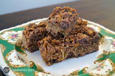 Wanganui Slice - Caramel No Bacake Slice