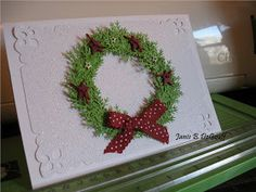 Wreath Card