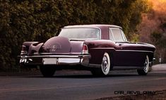 Wallpaper lincoln continental vintage back view heavy-weight usa texas Lincoln Continental, Retro Cars, Vintage Cars, Antique Cars, Cars Usa, Us Cars, Race Cars, Automobile, Lincoln Motor